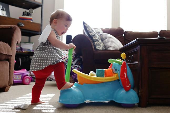 """watch me pop a wheelie mom!"""